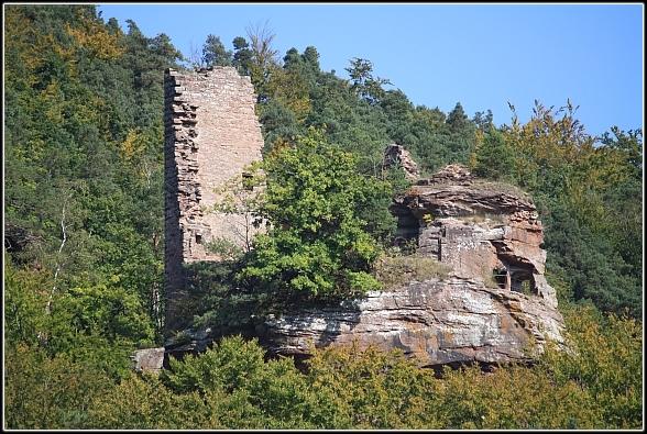 Château du Petit-Arnsberg